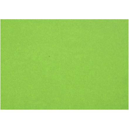 Creativ papir, A4 21x30 cm, 80 g, grøn, 25ark