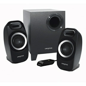 Creative INSPIRE T3300 2.1 Speaker Black