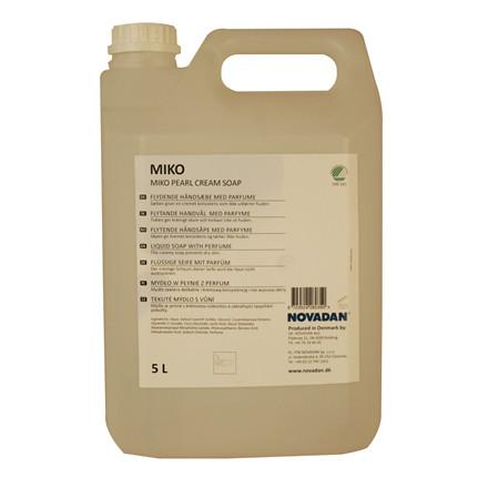 MIKO Pearl Cream Soap Cremesæbe | 5 liter