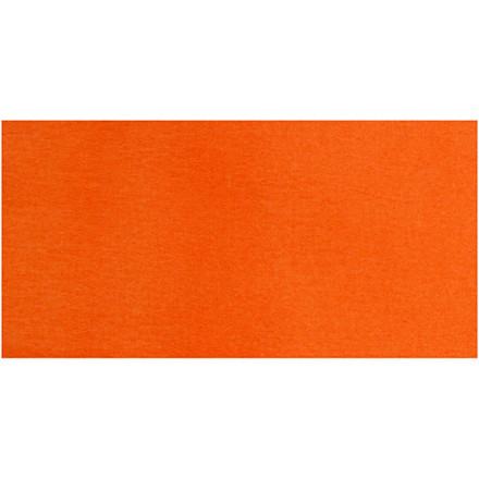 Crepepapir - 50 x 250 cm - Orange - 10 læg