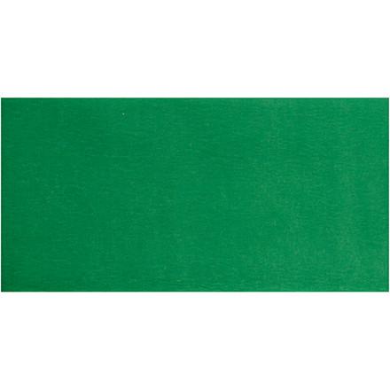 Crepepapir, 50x250 cm, grøn, 10læg
