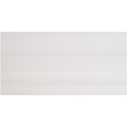 Crepepapir, 50x250 cm, hvid, 10læg