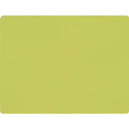 Dækkeserviet, Duni, kiwi, silikone,  35cm x 45cm,