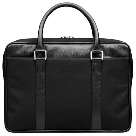 Dbramante1928 13'' Slim Laptop Bag Stelvio, Black