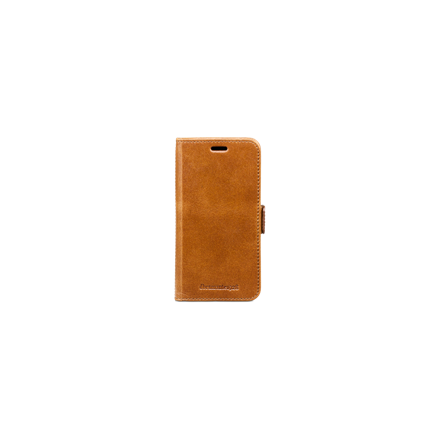 Dbramante1928 iPhone X Bernstorff, Dark Tan (Signature)