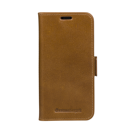 Dbramante1928 iPhone 11 Wallet Copenhagen Plus, Tan