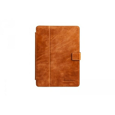 Dbramante1928 Leather Folio Roskilde for iPad Air - golden Tan
