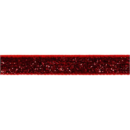 Dekorationsbånd bredde 10 mm rød Copenhagen   5 meter