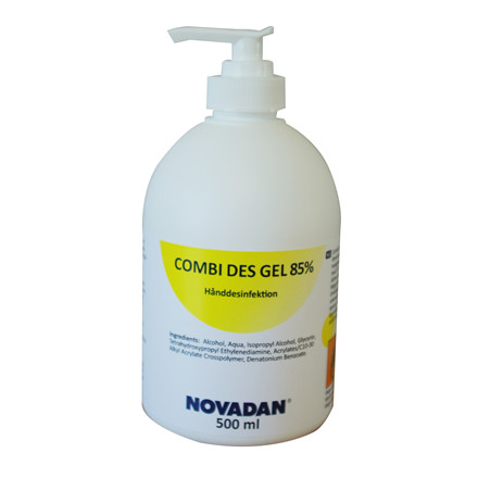 Desinfektion Combi gel 85 % 500ml