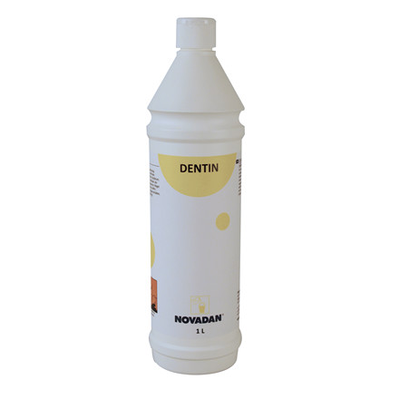 Novadan Dentin - Kombineret rengøring og desinfektion - 1 liter