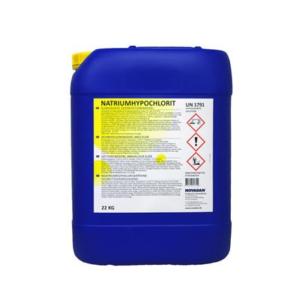 Novadan Natriumhypochlorit Desinfektion | 22 kg