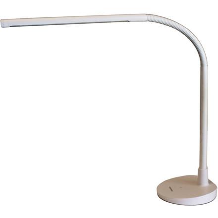 Diasonic LED D51H -  Hvid LED Arbejdslampe med USB