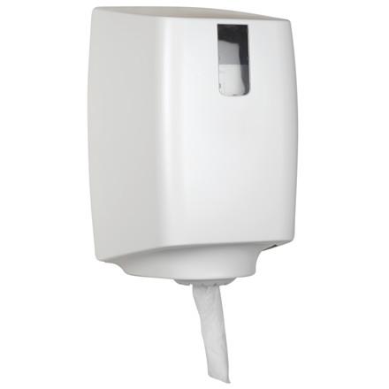 Dispenser  hvid White Classic - til midi håndklæderuller