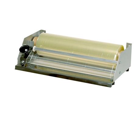Dispenser, med rulleskær, til film, 30 cm