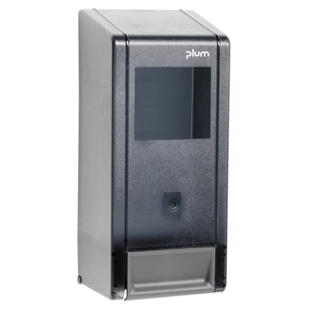 Dispenser, Plum, MP 2000, til bag-in-box, røgfarvet, 1400 ml,