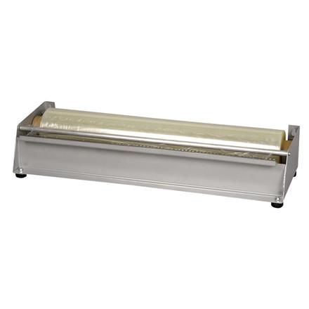 Dispenser, sølv, 45 cm