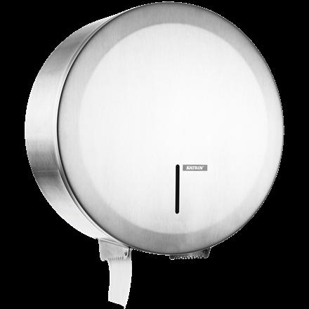 Katrin 989660 Gigant S Dispenser til toiletruller - Børstet stål