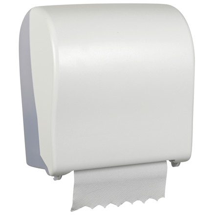 Dispenser White Classic hvid - til håndklæderuller