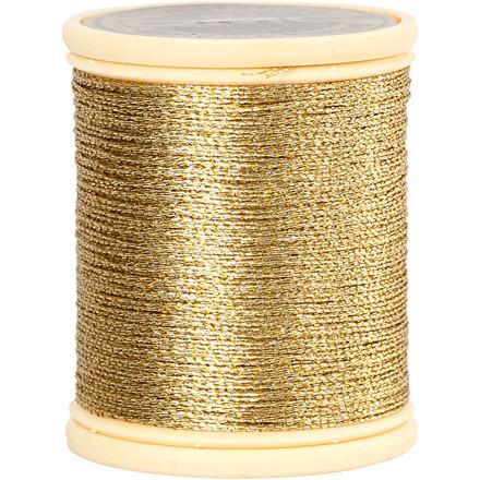 DMC tråd tykkelse 0,36 mm guld | 40 meter