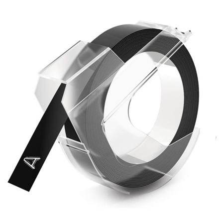 Dymo 5247 - Sort 3D Prægetape 9 mm