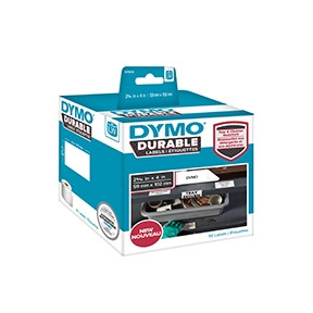 Dymo LW labels Extra Strong 59x102 permanent white (50)