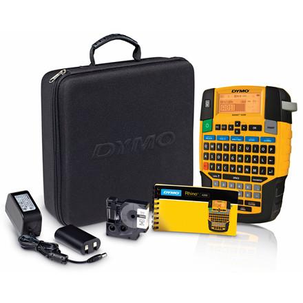 DYMO Rhino 4200 - Labelmaskine med taske og tilbehør