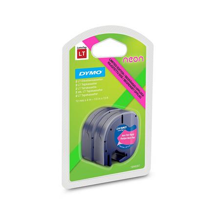 Dymo Tape DYMO LT Neon (2-pack)
