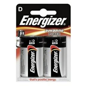 Energizer Power D/LR20 (2)
