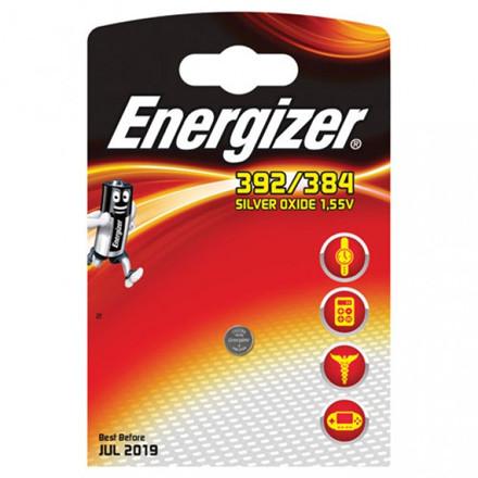 Energizer Silver Oxide 392-384 SR41 (1-pack)