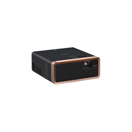 Epson EF-100B Portable Laser Projector, Black