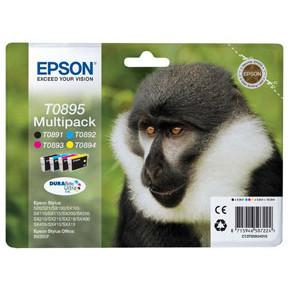 Epson T089 Multi Pack BK/C/M/Y