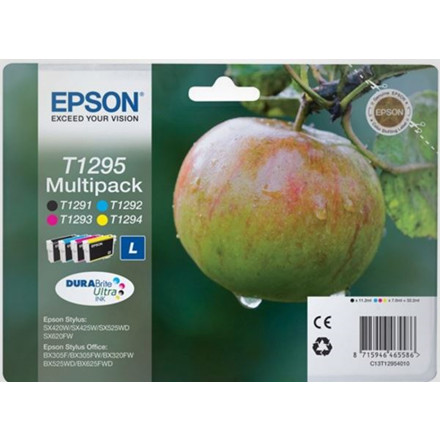 Epson T1295 Multi Pack Ink Cartridge