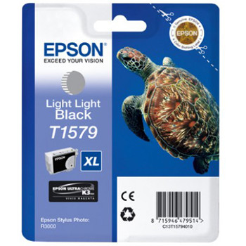 Epson T1579 Light Light Black ink