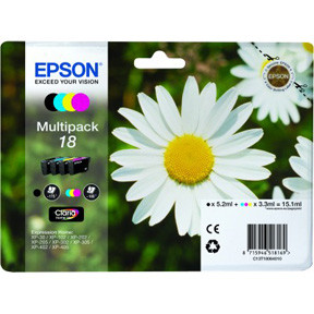 Epson T1806  Multipack 4-colours