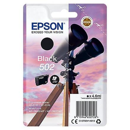 Epson T502 Black Ink Cartdridge