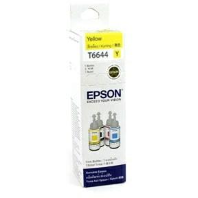 Epson T6644 yellow ink cartridge