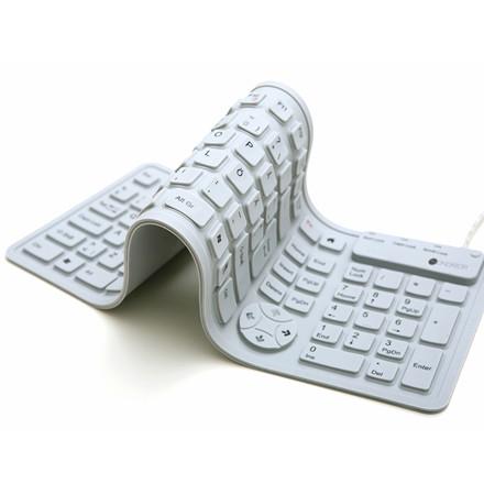 Flexfold Silikone Tastatur