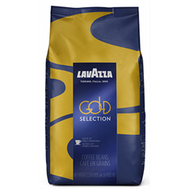 Espressobønner Lavazza Gold Selection - 1 kg i en pose
