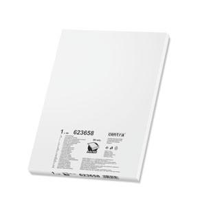 Lamineringslomme - Centra A4 80 mic - 100 stk