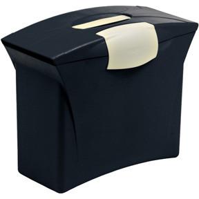 Esselte Suspension file Intego with lid black