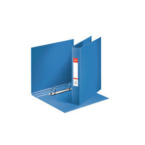 Esselte Ringbinder A5 2RR/25mm blue
