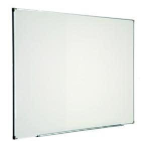 Esselte Whiteboard - 45 x 60cm hvid lakeret med aluramme