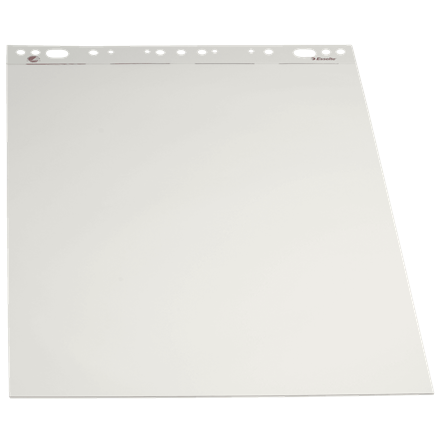 Flipoverpapir 59 x 80 cm ulinjeret ark Esselte - 50 ark