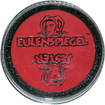 Ansigtsmaling - Eulenspiegel - light red - 3,5 ml