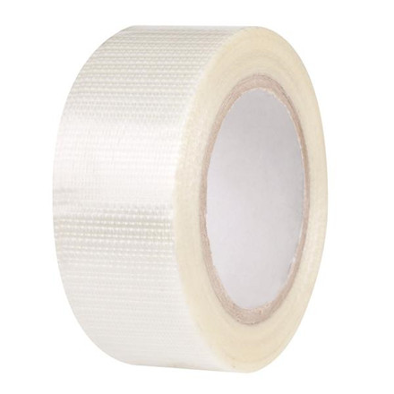 Fiberarmeret Tape - 19 mm x 50 m - 1 rulle