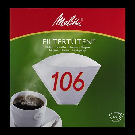 Filterposer nr. 106 - 100 stk. i pakningen