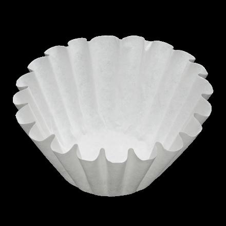 Filterposer skålfilter nr. 535/203 - 500 stk.