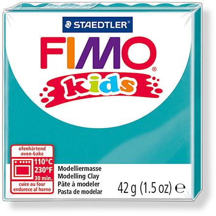 FIMO® Kids ler turkis - 42 gram