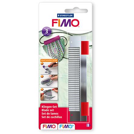FIMO® knive, 3stk.