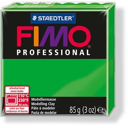 FIMO® Professional lime grøn - 85 gram